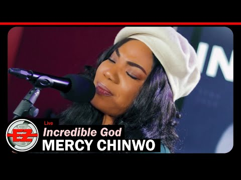 Mercy Chinwo - Incredible God (Live)
