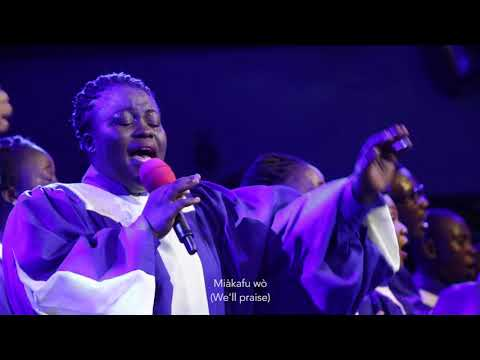 Mawu Gbagbe by Bethel Revival Choir ft. Joe Mettle