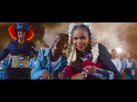 Size 8 Reborn and Wahu - Power Power (Official Video) For Skiza Dial *811*272#