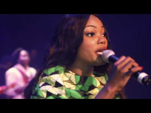 DEBORAH LUKALU-AWESOME GOD/OVERFLOW LIVE(Official Video)