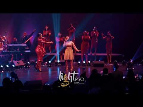 DEBORAH LUKALU Feat. JEKALYN CARR - ZALA NA NGAI/ATLANTA PRAISE EXPLOSION |Official Video|