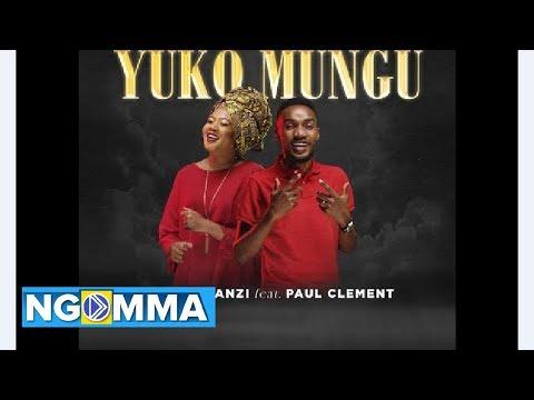 Alice Kimanzi ft. Paul Clement - Yuko Mungu |Official CRM Video|