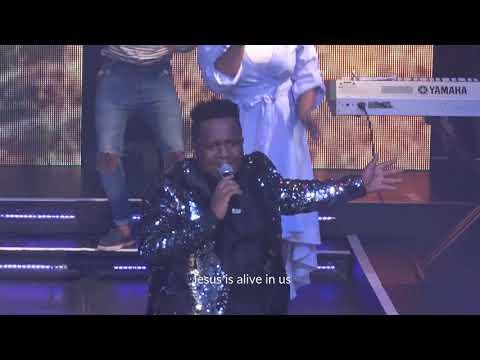 Eben - He's Alive (Live Concert South Africa)
