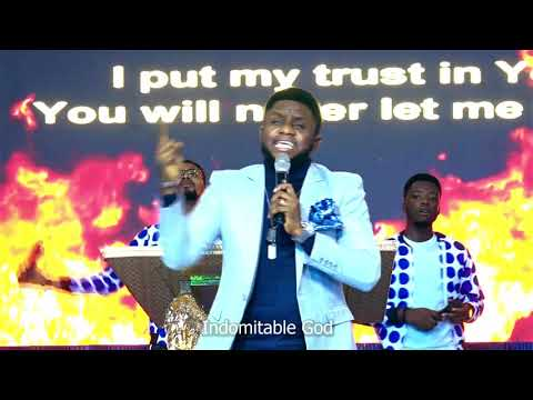 Indomitable - Jimmy D Psalmist. Live