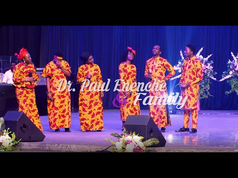 Let Me Want What You Want By Dr. Paul Enenche & Family - Official Video