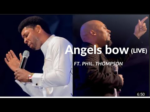 ANGELS BOW (Live) by Steve Crown ft. Phil Thompson