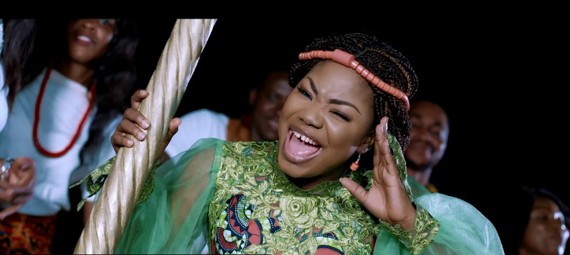 VIDEO: Mercy Chinwo - Bor Ekom (Official Video)