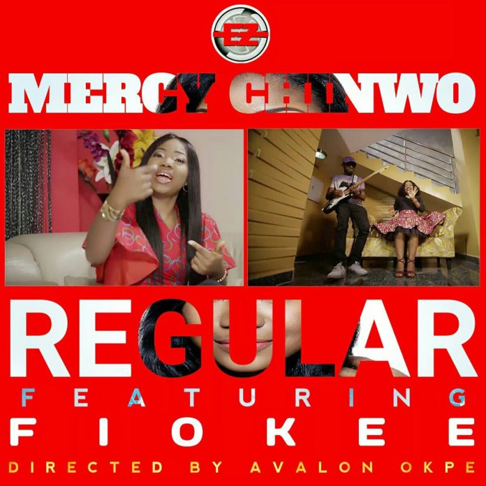 Mercy Chinwo – On A Regular mp3 download