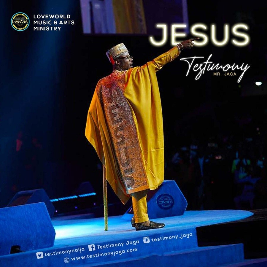 DOWNLOAD MP3: Testimony Jaga – JESUS