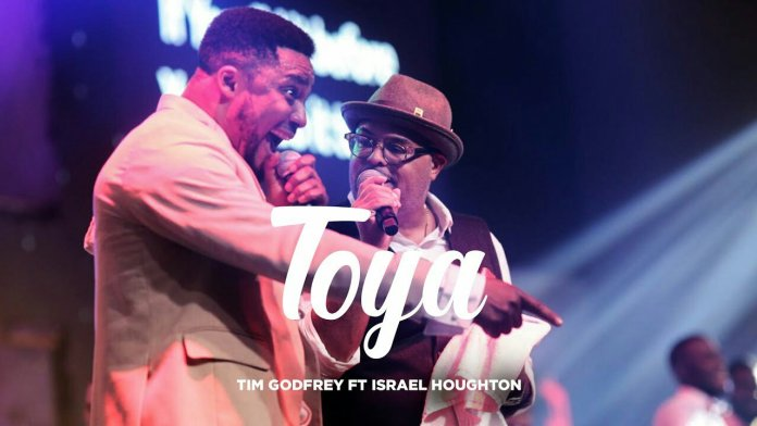 DOWNLOAD MP3: Tim Godfrey Ft Israel Houghton – Toya