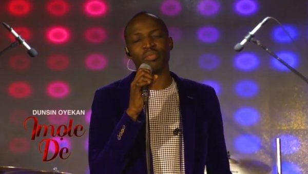 DOWNLOAD MP3: Dunsin Oyekan - Imole De
