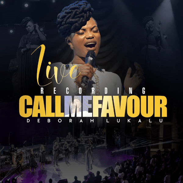"DOWNLOAD ALBUM: Deborah Lukalu ""Call Me Favour"""