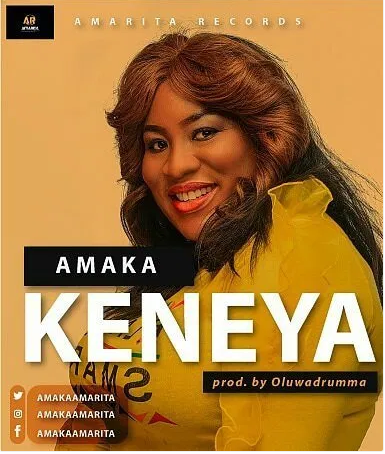 DOWNLOAD MP3: Amaka – Keneya