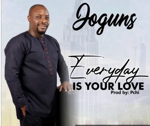 DOWNLOAD MP3: Joguns – Everyday Is Your Love