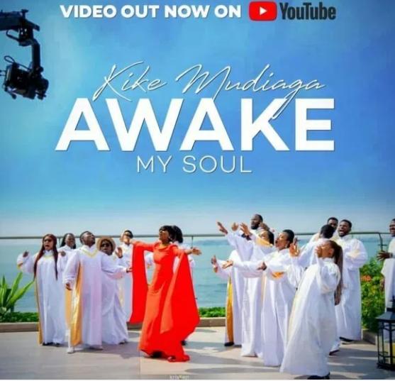 DOWNLOAD MP3: Kike Mudiaga – Awake My Soul