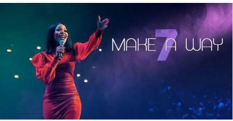 DOWNLOAD MP3: Spirit of Praise 7 – Make a way ft Mmatema