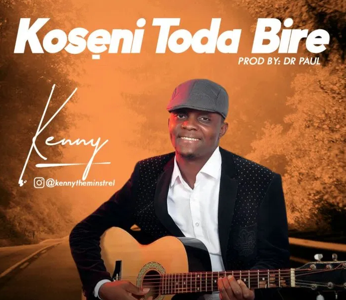DOWNLOAD MP3: Kenny – Koseni To Dabire