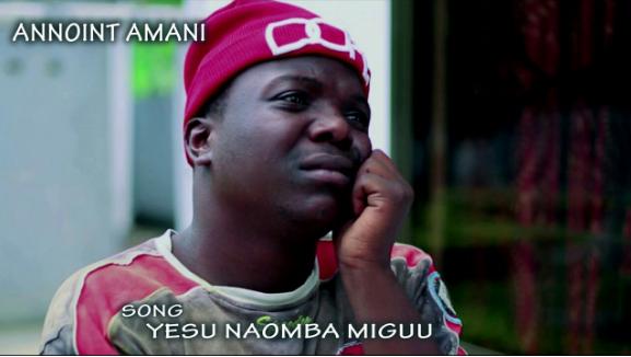 DOWNLOAD MP3: Annoint Amani – Yesu Naomba Miguu