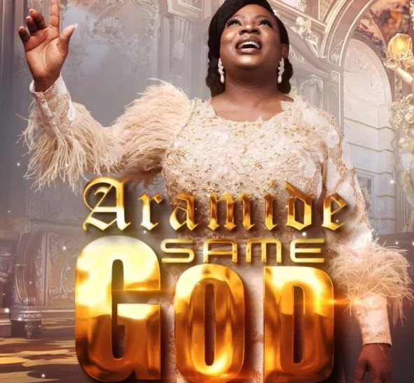 DOWNLOAD MP3: Aramide – Same God