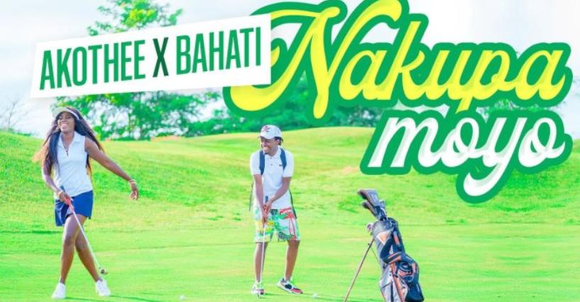 DOWNLOAD MP3: Bahati & Akothee – Nakupa Moyo