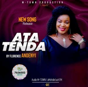 DOWNLOAD MP3: Florence Andenyi - Atatenda