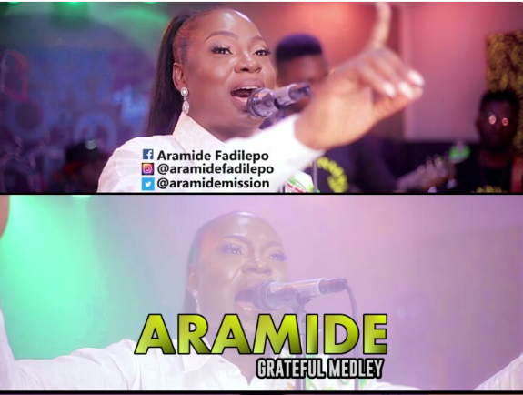 DOWNLOAD MP3: Aramide – Grateful Medley