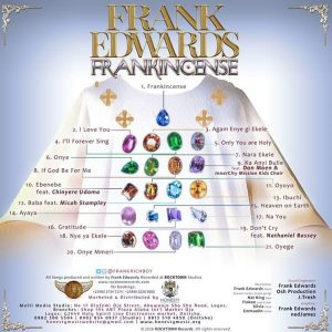 DOWNLOAD MP3: Frank Edwards Ft. Nathaniel Bassey – Don't Cry
