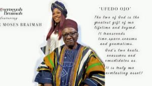 Glowreeyah Braimah - Ufedo Ojo ft Sir Moses Braimah