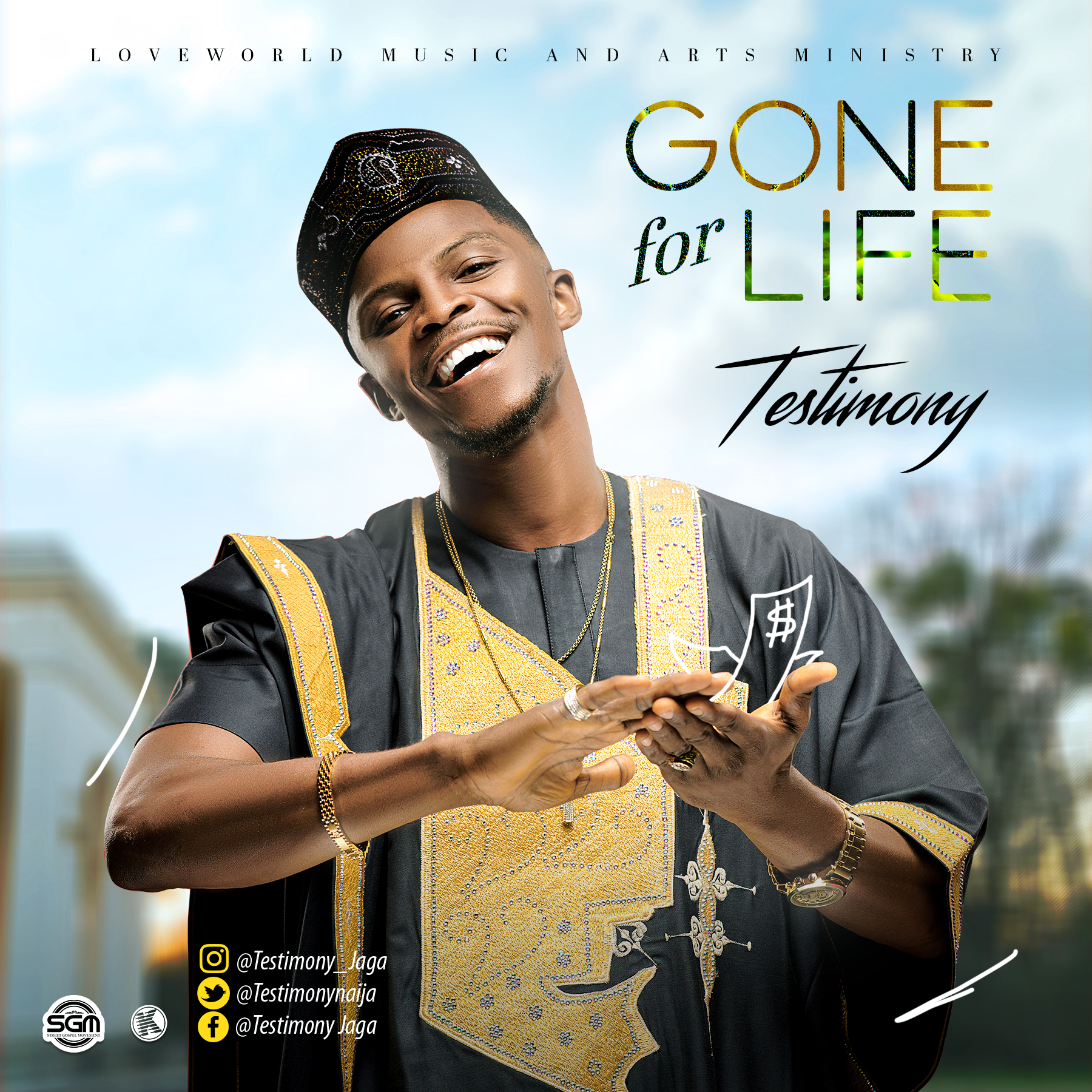 DOWNLOAD MP3: Testimony (Mr. Jaga) – Gone For Life