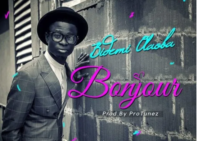 DOWNLOAD MP3: Bidemi Olaoba – Bonjour