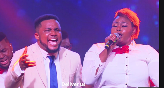 DOWNLOAD MP3: Tim Godfrey – The Lord's Prayer (Live)