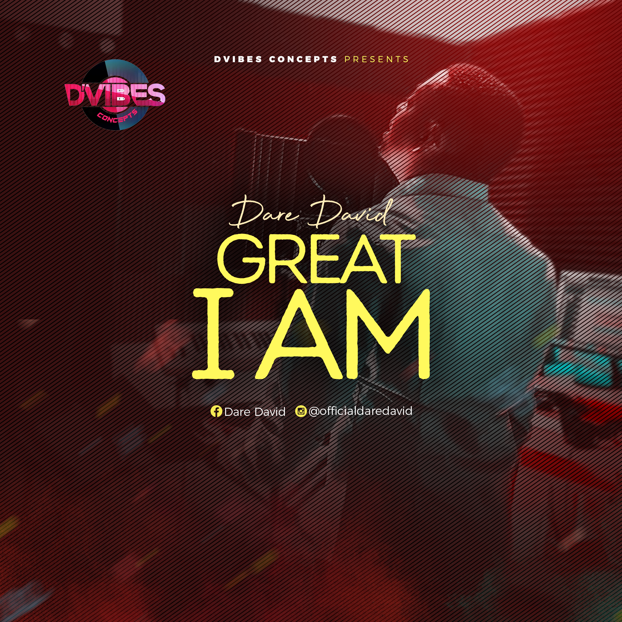 DOWNLOAD MP3: Dare David – Great I Am