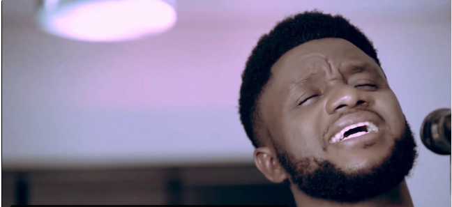 VIDEO: Jimmy D Psalmist - More Than