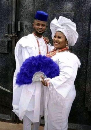 Gospel Singer, Judikay is Married