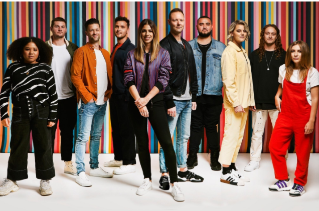 Hillsong Worship Releases New Album 'Take Heart (Again)'
