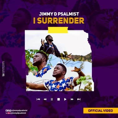 DOWNLOAD MP3: Jimmy D Psalmist – I Surrender