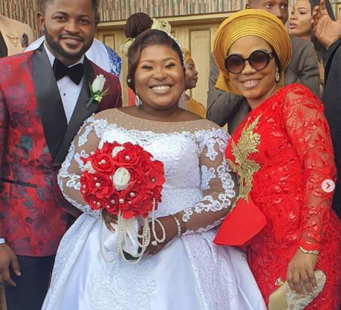 Gospel Artist Judikay is Married!!!