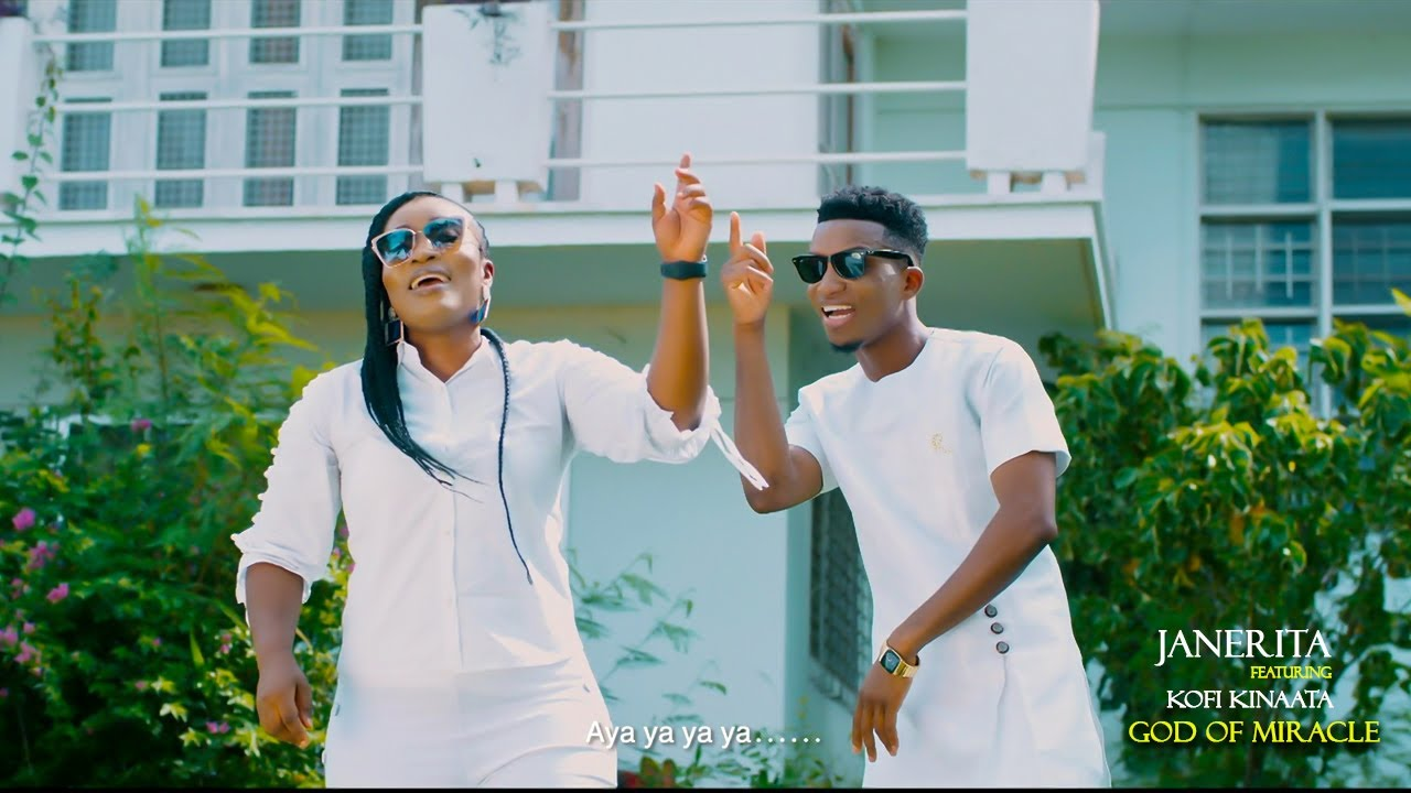 download mp3: JaneRita - God Of Miracles ft Kofi Kinaata