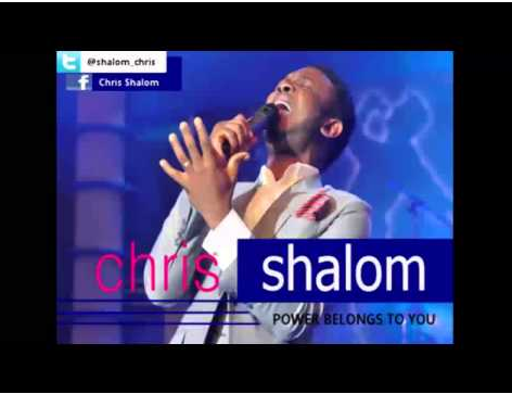 download mp3: Chris Shalom – power belongs to you