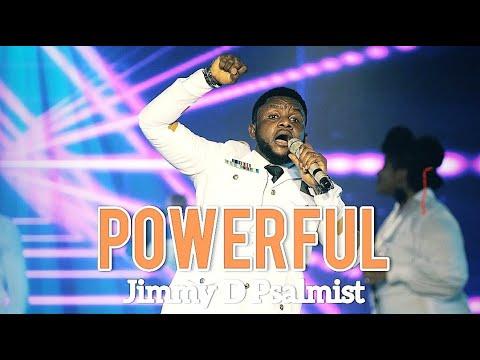 Jimmy D Psalmist - Powerful